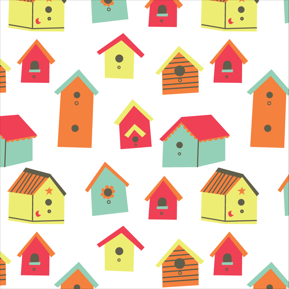 Free printable bird houses hot girls wallpaper for House pattern