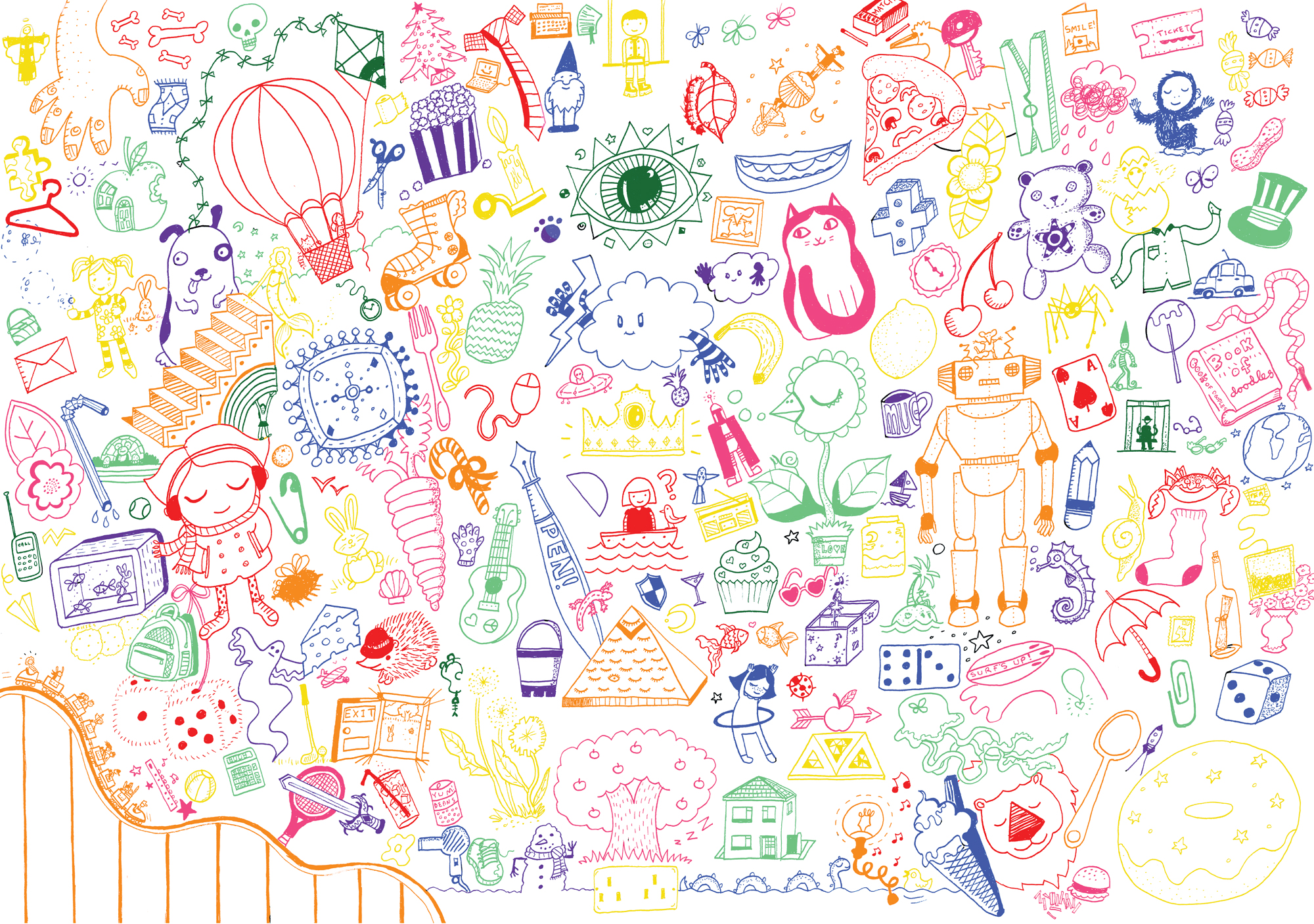 Doodle Drawing