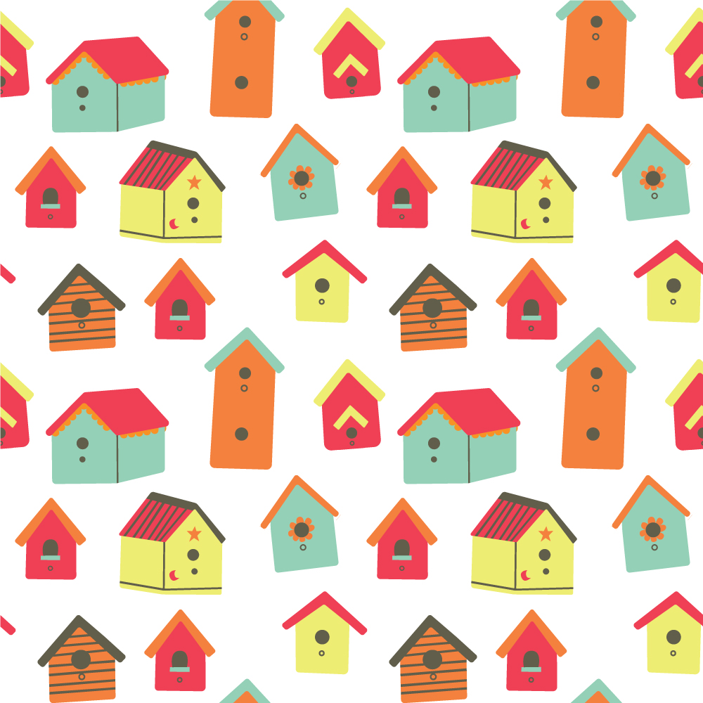 Birdhouse Pattern